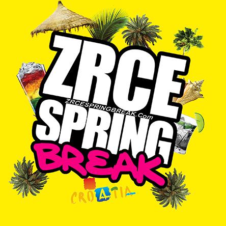 Zrce Spring Break, Croatia